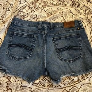 Lucky brand sweet and low cut off shorts